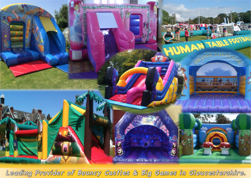 All About Fun UKcom The Party Event Hire Company Gloucestershire - Childrens birthday party ideas cheltenham